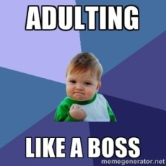 adultingmeme